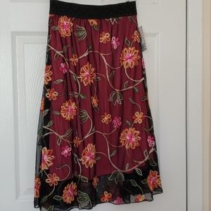 Lularoe NWT Lola skirt size 2XL